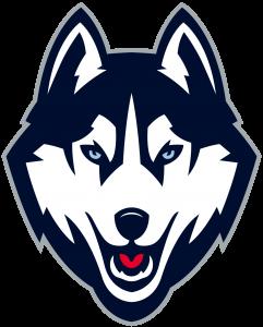 UCONN Husky Dog Mascot
